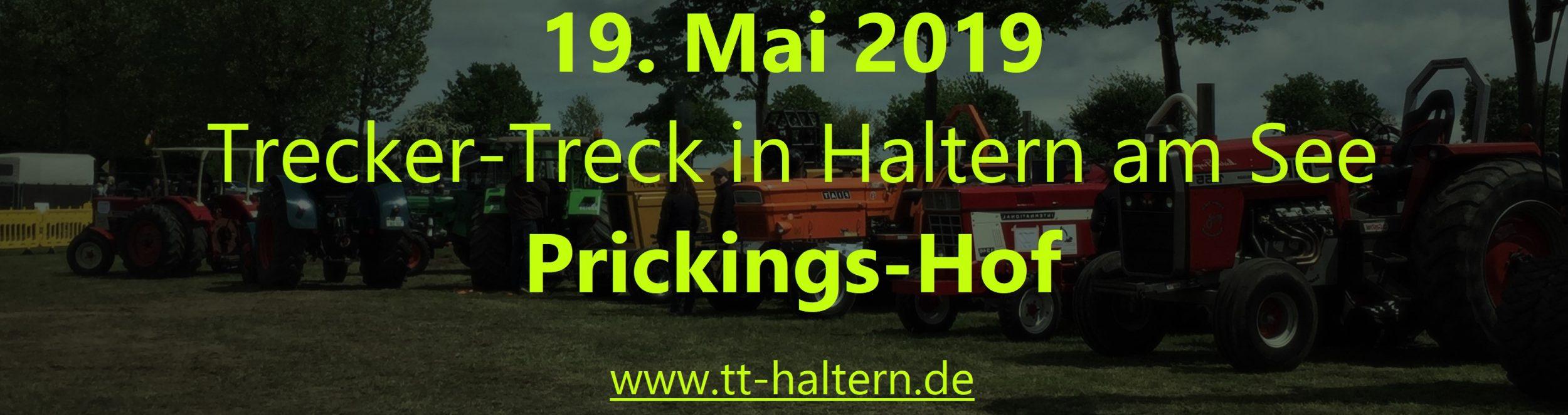 Trecker-Treck Haltern am See